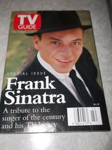Vintage 1998 Frank Sinatra TV Guide Special Tribute Issue May 30 - June 5 1998 in Yorkville, Illinois