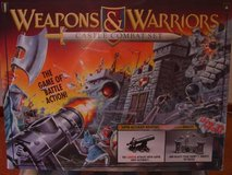 Weapons & warriors Castle combat set game vintage in Elgin, Illinois