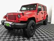 2012 Jeep Wrangler Unlimited 4x4 4WD SUV Sahara Convertible in Tacoma, Washington