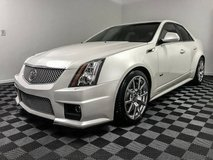 2011 Cadillac CTS-V Sedan   4dr Car in Tacoma, Washington