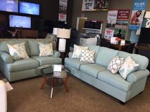 DAYSTAR SEAFOAM SOFA/LOVESEAT in Pearl Harbor, Hawaii