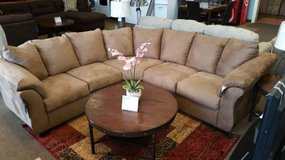 DARCY MOCHA SECTIONAL in Pearl Harbor, Hawaii