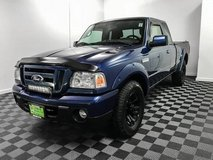 2011 Ford Ranger 4x4 4WD Truck Sport Extended Cab Pickup in Tacoma, Washington