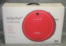 bObi Pet Robotic Vacuum Cleaner - Scarlet in Joliet, Illinois
