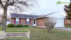 8417 Schoolgate Drive Huber Heights OH 45424 in Wright-Patterson AFB, Ohio