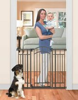 Summer Infant Multi-Use Deco Extra Tall Walk-Thru Baby Gate, Bronze in Joliet, Illinois