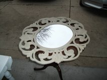 ALL WOOD ORNATE FRAMED MIRROR in Tinley Park, Illinois