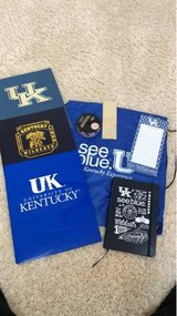 University of Kentucky Folders Journal To Do List Etc in Westmont, Illinois