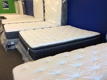 We show by appointment to save you money! Brand new Mattress & Box in Oceanside, California