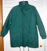 Men's Large Green Severn by London Fog Car Coat in Chicago, Illinois