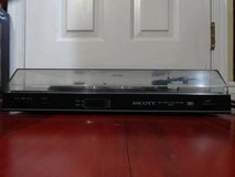 VINTAGE SCOTT PS-59 AUTO RETURN TURNTABLE RECORD PLAYER in Fairfield, California