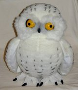 "15"" Snow Owl Stuffed Plush Animal in Chicago, Illinois"
