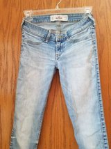 Hollister Jeans 2 pairs in Plainfield, Illinois