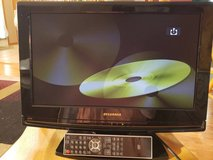 Sylvania TV with built in DVD player in Lockport, Illinois