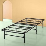 """Zinus 14"""" Twin Size Platform Bed - No Boxspring Needed - New! in Lockport, Illinois"""
