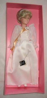 VINTAGE My Princess - Nisbet Doll - Princess Diana in Formal Gown in Joliet, Illinois
