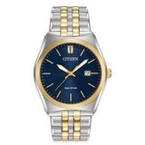 Citizen Eco-Drive Men's Corso Stainless Steel Watch in Glendale Heights, Illinois