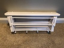 Wall Mounted Laundry Drying Rack in Shorewood, Illinois