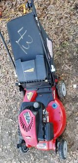 Toro 22 in. Personal Pace Recycler Lawn Mower Walk Behind Self Propel in The Woodlands, Texas