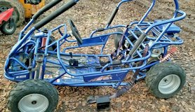 go-cart / buggy trailmaster mid xrx, xrx-r go-cart tires frame for custom build in Cleveland, Texas