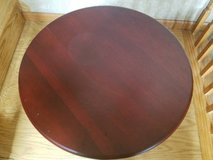 Cherry wood table in Plainfield, Illinois
