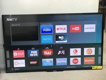 """Philips 55"""" Class 4K (2160p) Smart LED TV with Stand. in New Lenox, Illinois"""