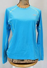 THE NORTH FACE Flight Series Base Layer Turquoise LS Top, Vapor Wick, Medium in Joliet, Illinois