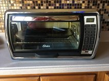 Oster Digital Toaster Oven, black, large, with convection in Fort Belvoir, Virginia