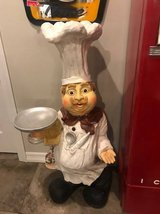 Chef Statue in Baytown, Texas