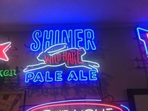 Shiner Pale Ale Bunny Neon in Baytown, Texas
