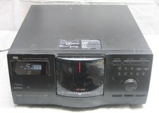 JVC XL-MC222BK Compact 200 Disc Automatic Changer Player - TESTED in Naperville, Illinois