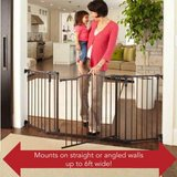 New  30' tall, Bronze North States 72' Wide Deluxe Décor Baby Gate in Bolingbrook, Illinois