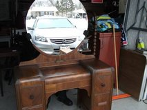 ANTIQUE WATER FALL VANITY FROM THE 30S in Naperville, Illinois