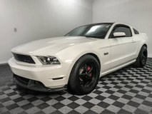 2012 Ford Mustang  GT Premium 2dr Car in Fort Lewis, Washington
