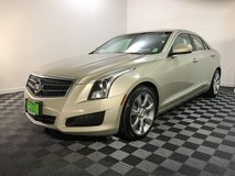 2013 Cadillac ATS  2.5L 4dr Car in Fort Lewis, Washington