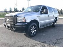 2005 Ford Excursion Diesel 4x4 4WD Truck SUV Limited Sport Utility in Fort Lewis, Washington