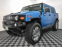 2005 HUMMER H2 4x4 4WD SUV SUT Sport Utility in Fort Lewis, Washington