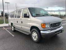 2007 Ford Econoline Wagon  XLT Full-size Passenger Van in Fort Lewis, Washington
