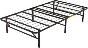 Twin XL Platform Bed Frame - New! in Joliet, Illinois