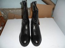 Red Wings Steel Toe Black Boots ANSI Z41 PT83 Size 11 C in Joliet, Illinois