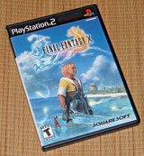 Sony PlayStation 2 PS2 Final Fantasy X 10 Video Game in Plainfield, Illinois
