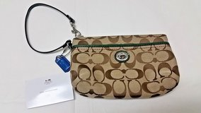 Coach Mini Purse | Holds smartphone, small wallet, id or credit cards in Naperville, Illinois