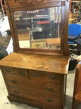 Dresser with Mirror in Baytown, Texas
