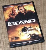 The Island DVD Sci-Fi & Fantasy Thriller in Oswego, Illinois