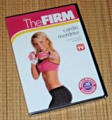 NEW The Firm Cardio Overdrive DVD w Master Instructor Alison Davis As Seen On TV in Morris, Illinois