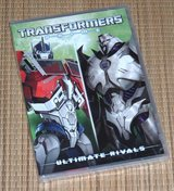 NEW Transformers Prime Ultimate Rivals 5 Episodes Animated in Bolingbrook, Illinois