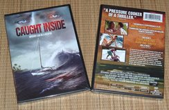 NEW Caught Inside DVD Anybody Can Be A Weapon Drama Thriller in Joliet, Illinois