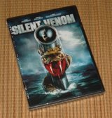 NEW Silent Venom DVD Horror Vicious Breed of Genetically Altered Snakes. in Joliet, Illinois