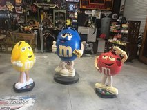 M&M Candy Display Set in Baytown, Texas