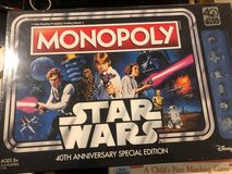 Star Wars Monopoly in Baytown, Texas